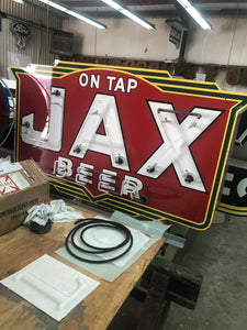 Jax Beer Outdoor Neon Sign