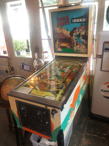 1970 Trail Driver Pinball Machine