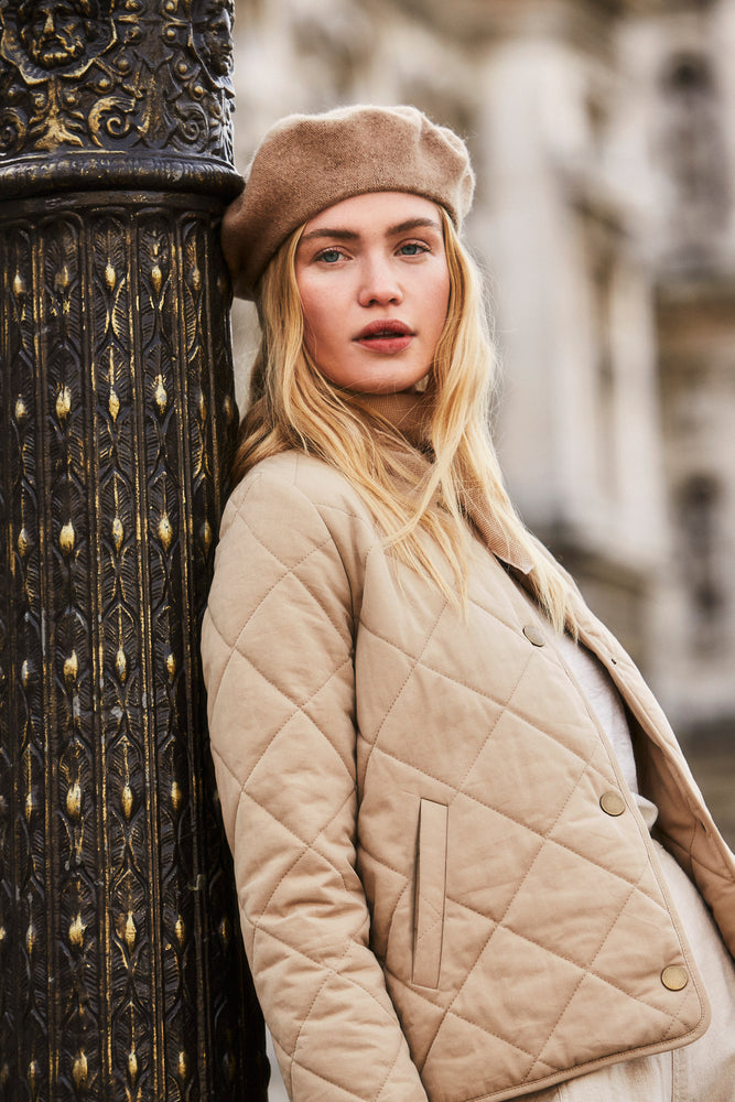 Nadine Quilted Jacket