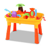 """Jungle Adventure"" - Sand & Water Table & Chair Set"