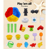 Beach Sand and Water Table TriColour Set