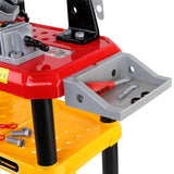 Toolshop Workbench Play Set - Red Drawers