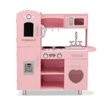 """The Pink Chef"" Play Kitchen"