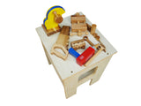 Pretend Play Wooden Work Bench