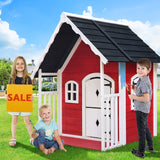"""A Frame Cottage"" Kids Cubby House"