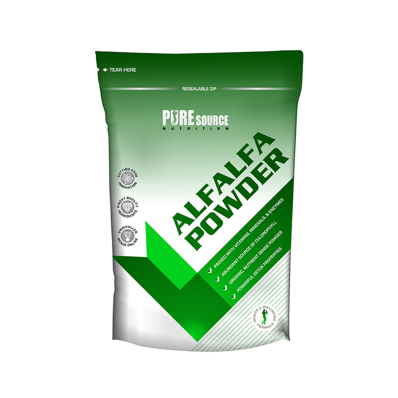 PSN Alfalfa Powder | Pure Source Nutrition