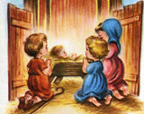 Nativity Love Diamond Painting Kit - DIY
