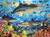 Shark Fish Diamond Painting Kit - DIY
