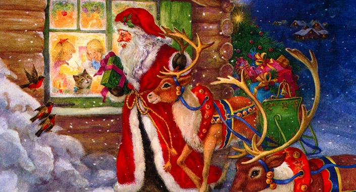 Christmas Diamond Painting Kit - DIY Christmas-20