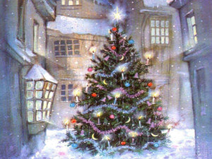 Christmas Diamond Painting Kit - DIY Christmas-49