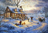 Christmas Diamond Painting Kit - DIY Christmas-65