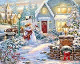 Christmas Diamond Painting Kit - DIY Christmas-6