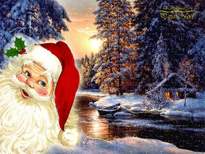 Christmas Diamond Painting Kit 5D - DIY Season 2-168