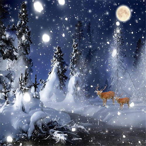 Christmas Diamond Painting Kit 5D - DIY Season 2-174