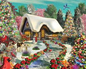 Christmas Diamond Painting Kit 5D - DIY Season 2-39