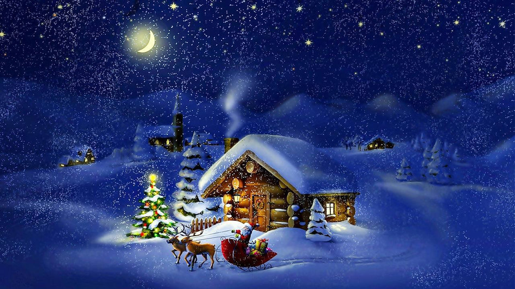 Christmas Diamond Painting Kit 5D - DIY Season 2-45