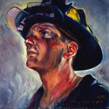 5d Fireman Firefighter Diamond Painting Kit Premium-12