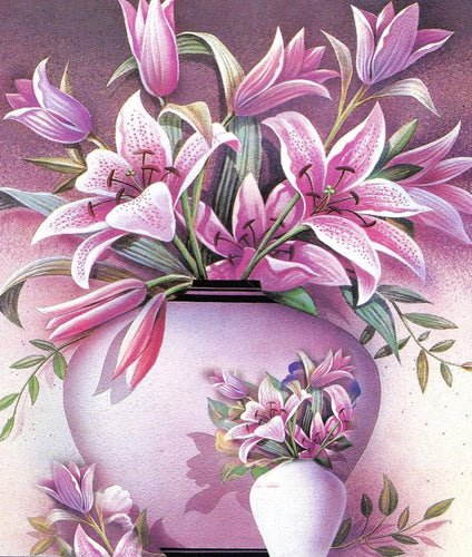 Flower Diamond Painting Kit - DIY Flower-50