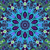 Mandala Diamond Painting Kit - DIY Mandala-42