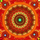 Mandala Diamond Painting Kit - DIY Mandala-43