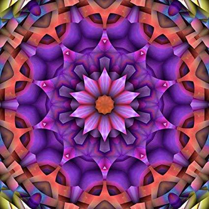 Mandala Diamond Painting Kit - DIY Mandala-50