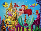 Mermaid Diamond Painting Kit - DIY Mermaid-8