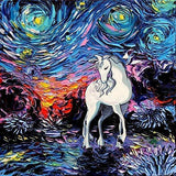 Unicorn Diamond Painting Kit - DIY Unicorn-13
