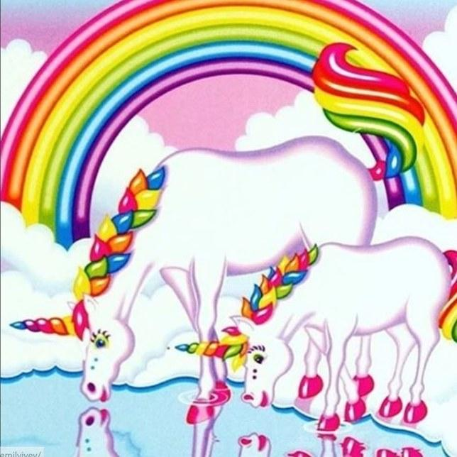 Unicorn Diamond Painting Kit - DIY Unicorn-51