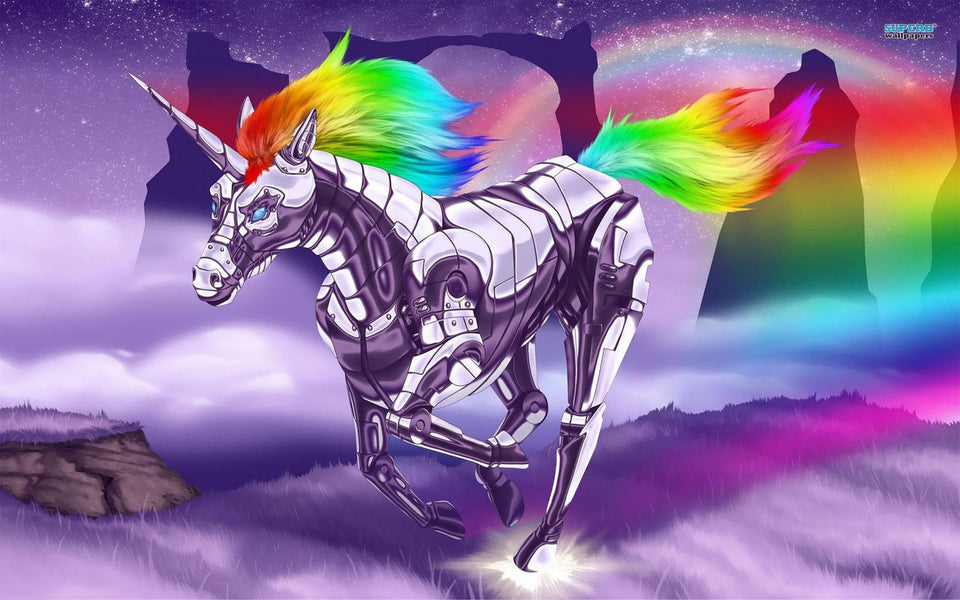 Unicorn Diamond Painting Kit - DIY Unicorn-65