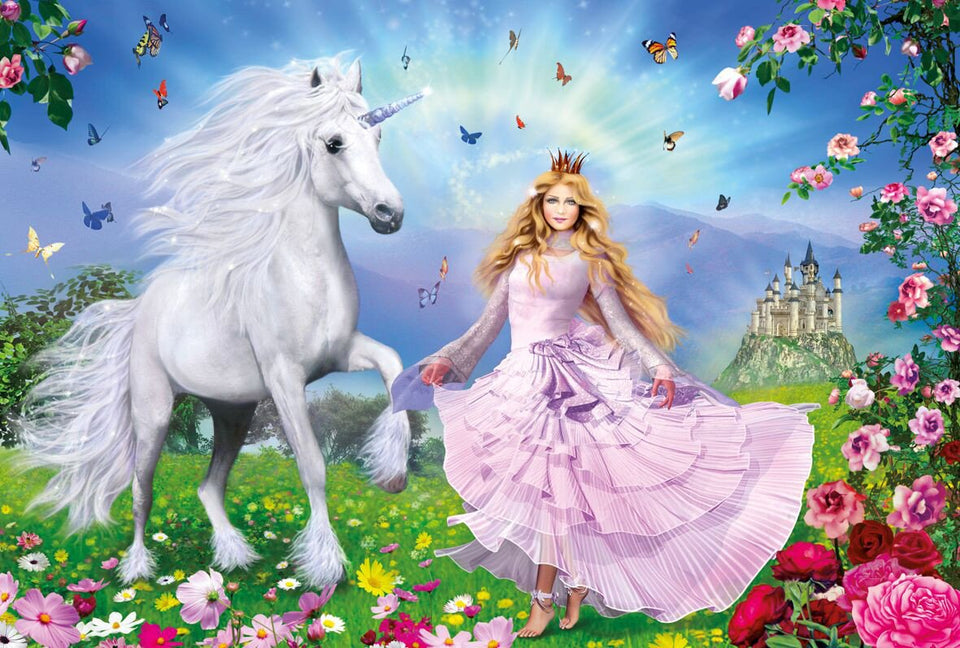 Unicorn Diamond Painting Kit - DIY Unicorn-66
