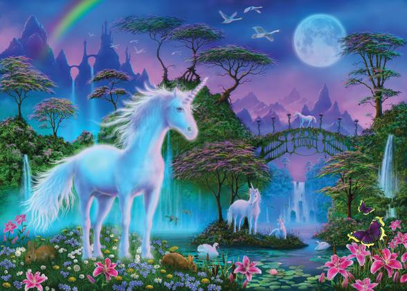 Unicorn Diamond Painting Kit - DIY Unicorn-74