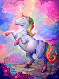 Unicorn Diamond Painting Kit - DIY Unicorn-84