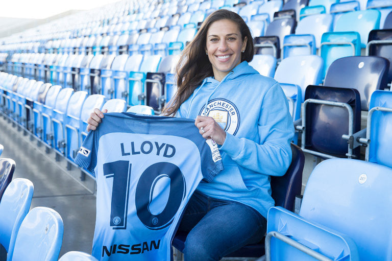 MISSION'S OWN - Carli Lloyd's Path to Manchester City: An Email, a Visit, a Deal