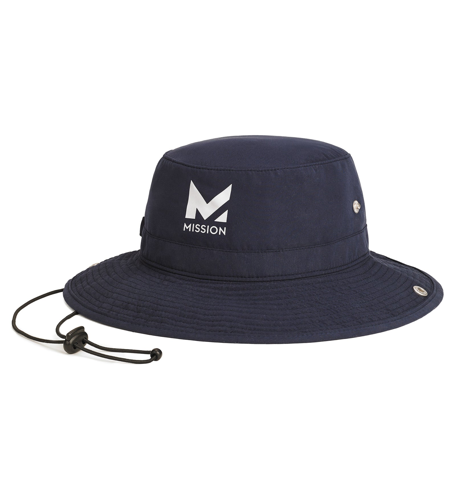 Mission Hydroactive Cooling Bucket Hat Navy Mission