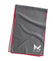 MAX Cooling Towel | Charcoal / Tango Red