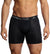 VaporActive Boxer Briefs - 2-Pack | Black / Charcoal