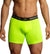 VaporActive Boxer Briefs - 2-Pack | Hi Vis Green / Black