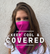 On-the-Go Reusable Cooling Towel & Face Cover | Pink Yarrow