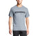 Mission Men's Mission Bar Logo Graphic Tee | Heather Gray