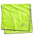 Max Recovery Techknit Cooling Towel | Hi Vis Green