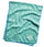 Enduracool Techknit Cooling Towel | Multi Teal Space Dye