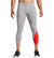 MISSION x WADE COLLECTION Compression ¾ Tights | Hex Orange/ Grey