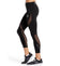 VaporActive Aerial Mid-Rise Crop Leggings | Moonless Night