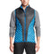 Men's VaporActive Shift Reversible Vest | Lapis Blue/ Moonless Night/ Rush Lapis Blue