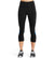 VaporActive System Mid-Rise Capri Leggings | Moonless Night/ Lapis Blue