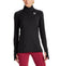 Women's VaporActive Stamina Lightweight 1/4 Zip Long Sleeve Shirt  | Moonless Night