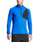 VaporActive Stamina Lightweight 1/4 Zip Long Sleeve Pullover | Lapis Blue/ Moonless Night