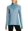 Women's VaporActive Stamina Lightweight 1/4 Zip Long Sleeve Shirt  | Citadel/ Aegean Blue