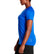 VaporActive Alpha Short Sleeve V-Neck T-Shirt | Lapis Blue