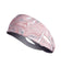 Crossover Cooling Headband | Glaze Quartz Pink